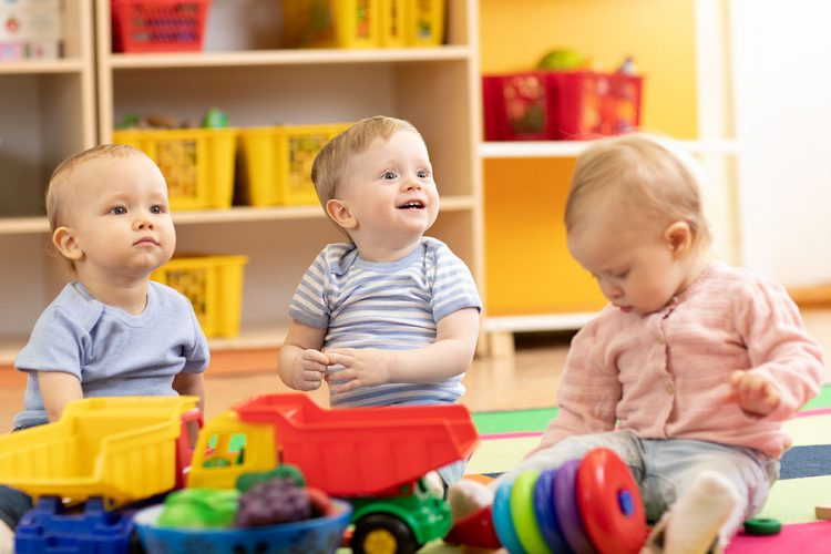 How To Improve Your Infant's Self Care - Montessori Infant Care -Hill Point Montessori